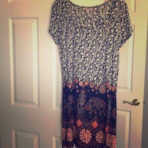 Lucky brand comfy dress